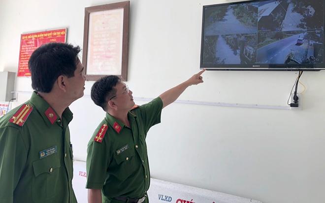 """Công an huyện Cao Lãnh phát huy mô hình """"Camera an ninh"""""""