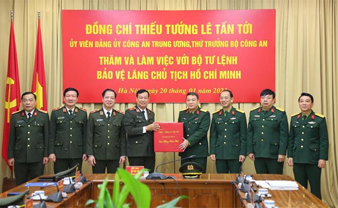 Đảm bảo an ninh, an toàn tuyệt đối tại khu vực Lăng Chủ tịch Hồ Chí Minh - Ảnh minh hoạ 2