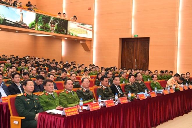 Ra quân, đảm bảo an ninh, an toàn phục vụ Đại hội Đảng toàn quốc lần thứ XIII - Ảnh minh hoạ 5