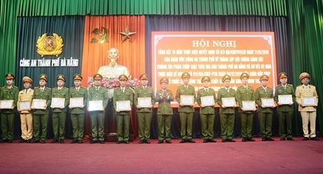 Công an TP Đà Nẵng xử lý hiệu quả các loại tội phạm đường phố