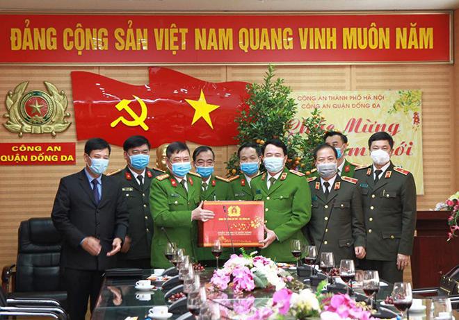 Giữ vững ANTT từ cơ sở trên địa bàn Thủ đô Hà Nội - Ảnh minh hoạ 2