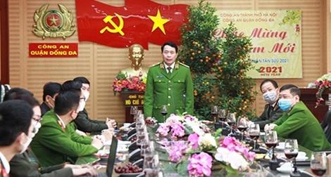 Giữ vững ANTT từ cơ sở trên địa bàn Thủ đô Hà Nội