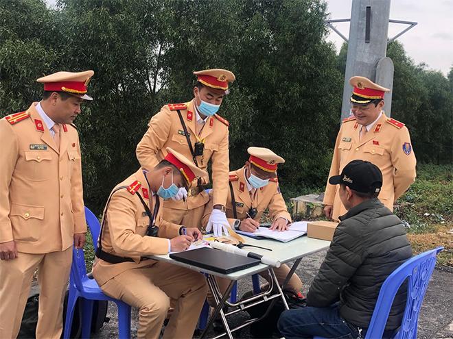 0h ngày 15/3, CSGT cả nước ra quân xử lý lái xe vi phạm nồng độ cồn, dương tính với ma tuý