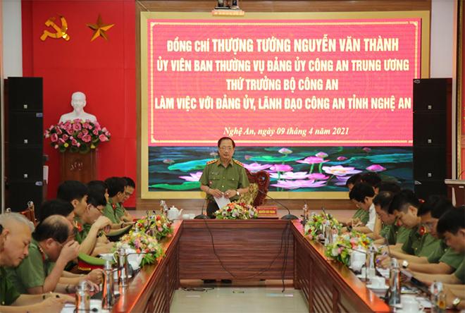 Thứ trưởng Nguyễn Văn Thành dâng hương tại khu di tích Kim Liên - Ảnh minh hoạ 3