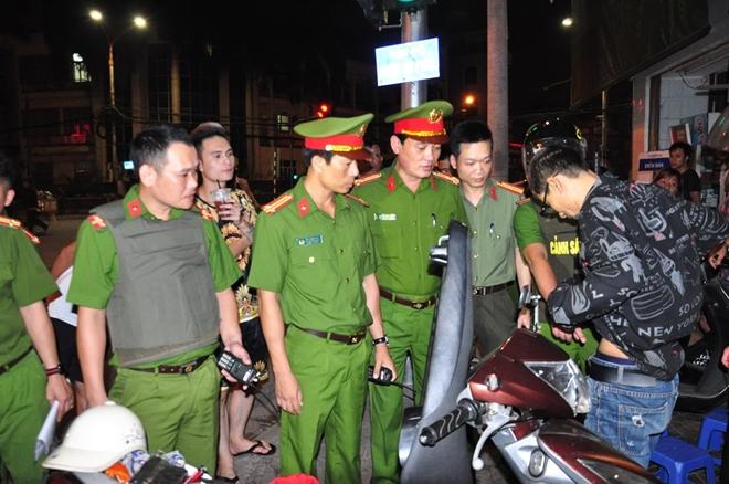 Lực lượng Cảnh sát hình sự - 75 năm trưởng thành cùng những chiến công