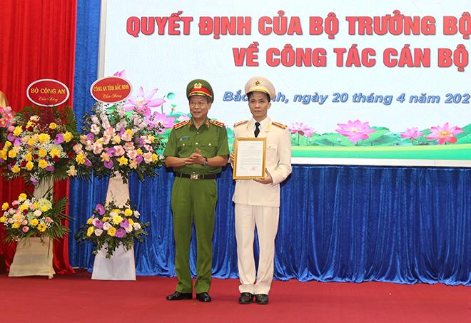 Công an tỉnh Bắc Ninh có tân Giám đốc - Ảnh minh hoạ 2