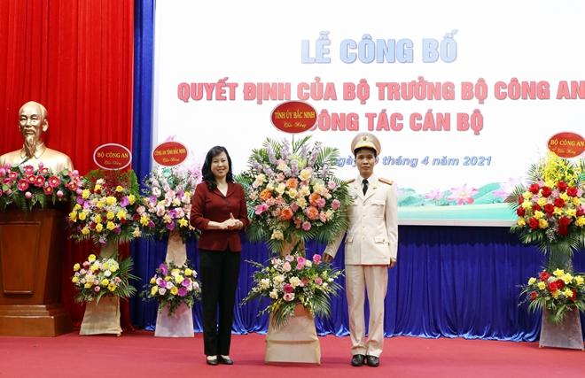Công an tỉnh Bắc Ninh có tân Giám đốc - Ảnh minh hoạ 3