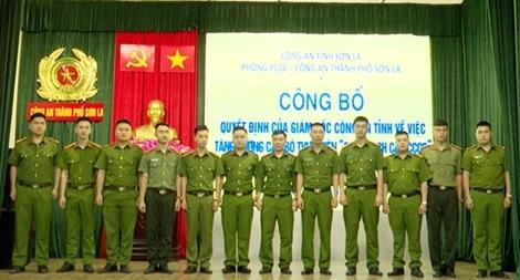 """Tăng cường cán bộ thực hiện """"Chiến dịch cấp CCCD"""" tại Sơn La"""
