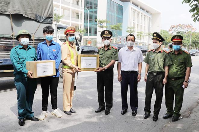 Đảo đảm ANTT bầu cử và chống dịch COVID-19 tại Bắc Ninh - Ảnh minh hoạ 2