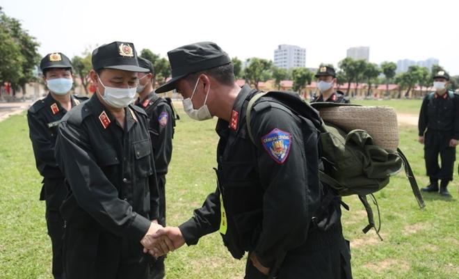 Tăng cường 220 CSCĐ giúp Bắc Giang chống dịch - Ảnh minh hoạ 2