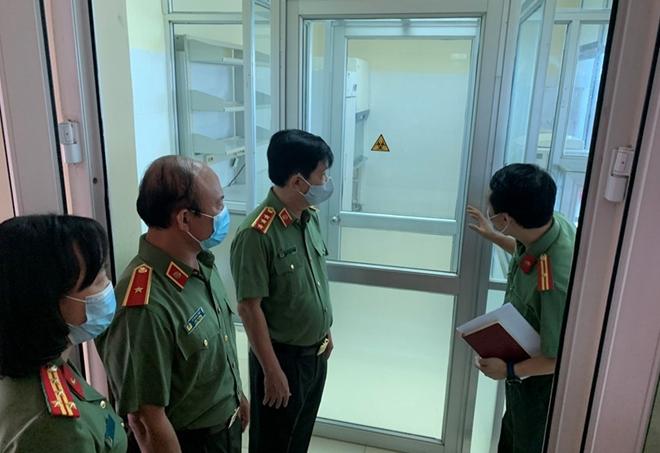 Sẵn sàng khu cách ly tập trung và triển khai hệ thống xét nghiệm Sars-CoV-2 của CAND - Ảnh minh hoạ 5