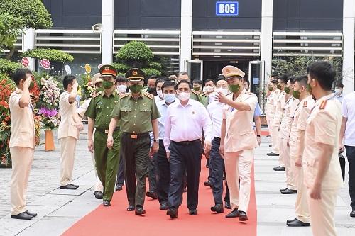 Thủ tướng Phạm Minh Chính dự Tổng kết 2 dự án quan trọng và công bố vận hànThủ tướng Phạm Minh Chính dự Tổng kết 2 dự án quan trọng và công bố vận hành hệ thống