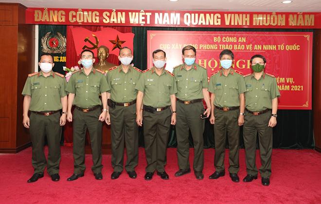 Đẩy mạnh phong trào toàn dân bảo vệ An ninh Tổ quốc - Ảnh minh hoạ 6