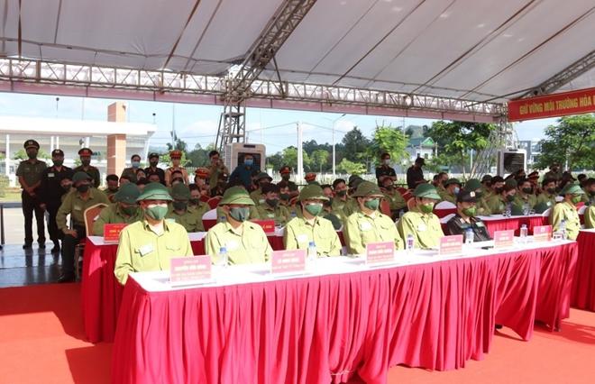 Sơn La diễn tập khu vực phòng thủ và phòng, chống khủng bố