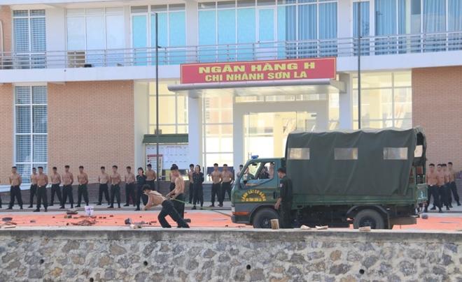 Sơn La diễn tập khu vực phòng thủ và phòng, chống khủng bố - Ảnh minh hoạ 2