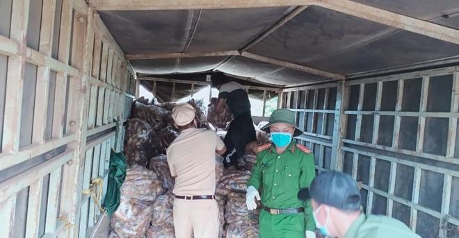 Tuổi trẻ Công an huyện Đắk Glong: ủng hộ vùng dịch hơn 60 tấn nông sản - Ảnh minh hoạ 2