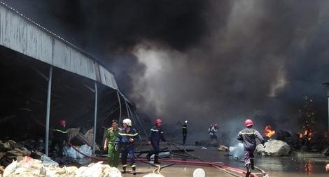 Giải cứu 11 người trong đám cháy, Cảnh sát PCCC TP Hồ Chí Minh vinh dự nhận thư khen