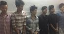 Nhóm thanh niên gây 20 vụ cướp giật lấy tiền chơi ma tuý