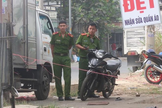 Lực lượng Công an đang khẩn trương điều tra vụ việc.