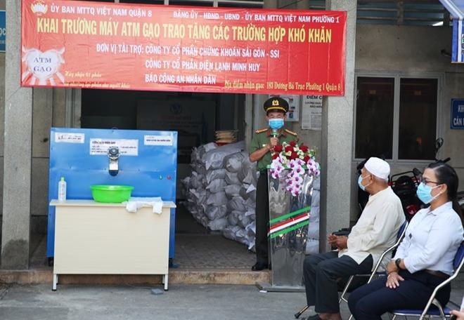 16 tấn gạo được Báo CAND đưa đến tay những người nghèo - Ảnh minh hoạ 3