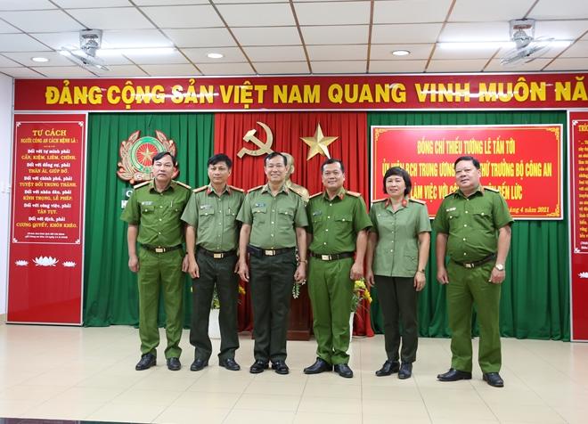 Công an huyện Bến Lức cần tập trung, chủ động trong công tác giữ gìn ANTT - Ảnh minh hoạ 2