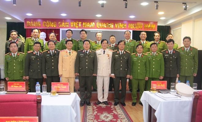 Cục Cảnh sát PCCC và CNCH đón nhận Huân chương Quân công hạng Ba - Ảnh minh hoạ 2