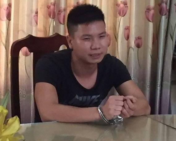 Đối tượng Trần Cao Thái.