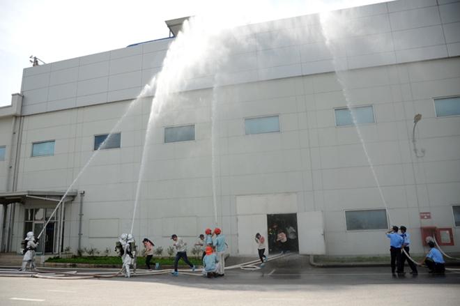 Nâng cao công tác PCCC tại các Khu công nghiệp - Ảnh minh hoạ 5