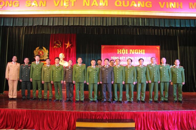BTL CSCĐ tổng kết công tác bảo vệ Tuần lễ Cấp cao APEC 2017