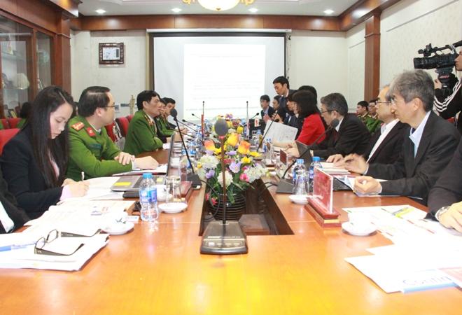 Việt Nam - Nhật Bản trao đổi kinh nghiệm trong công tác PCCC nhà dân