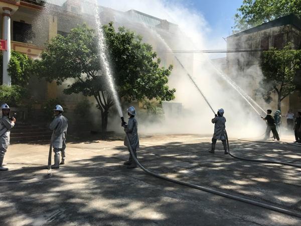 Ra mắt Đội phòng cháy chữa cháy phản ứng nhanh - Ảnh minh hoạ 6