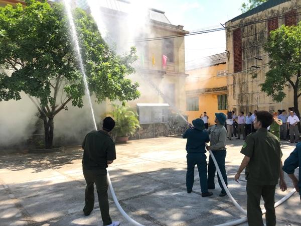 Ra mắt Đội phòng cháy chữa cháy phản ứng nhanh - Ảnh minh hoạ 2