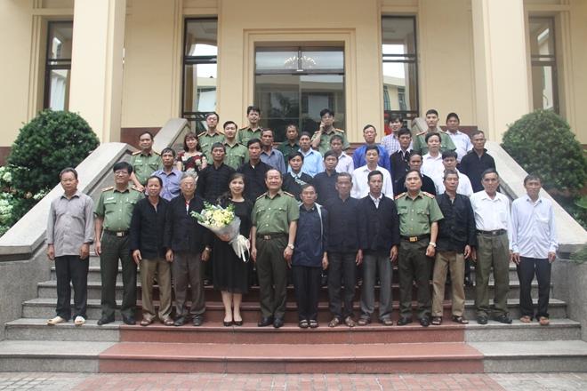 Gặp mặt Đoàn đại biểu người có uy tín dân tộc thiểu số tỉnh Lai Châu - Ảnh minh hoạ 2