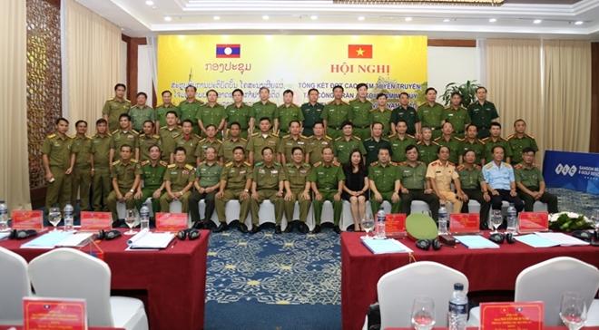 Phát hiện, bắt hơn 1.500 vụ ma túy trên tuyến biên giới Việt - Lào - Ảnh minh hoạ 4