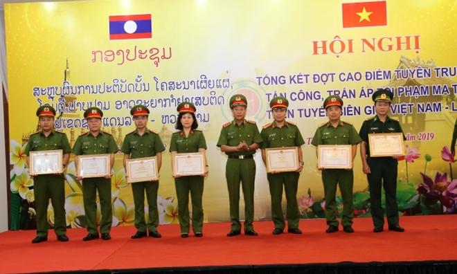 Phát hiện, bắt hơn 1.500 vụ ma túy trên tuyến biên giới Việt - Lào - Ảnh minh hoạ 3