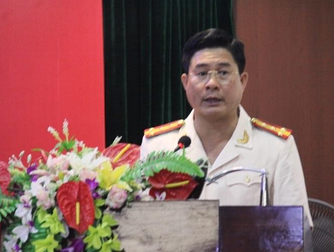 Bổ nhiệm Cục trưởng Cục Cảnh sát PCCC&CNCH - Ảnh minh hoạ 3