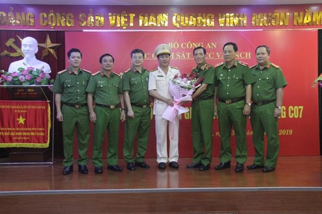 Bổ nhiệm Cục trưởng Cục Cảnh sát PCCC&CNCH - Ảnh minh hoạ 4