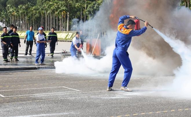 Hơn 200 VĐV tham gia Hội thao chữa cháy và cứu nạn tỉnh Vĩnh Phúc - Ảnh minh hoạ 2