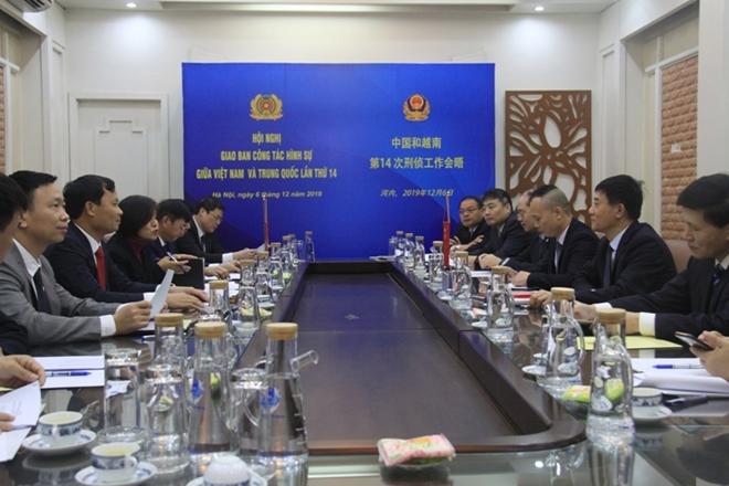 Việt Nam – Trung Quốc tăng cường đấu tranh với các loại tội phạm hình sự