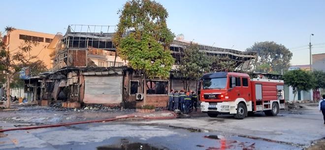 4 nạn nhân tử vong trong vụ cháy là nhân viên quán lẩu