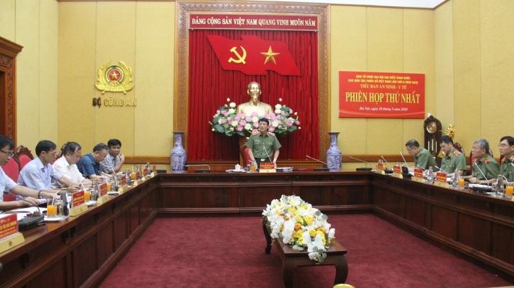 Bảo đảm an ninh, an toàn Đại hội đại biểu toàn quốc các dân tộc thiểu số Việt Nam