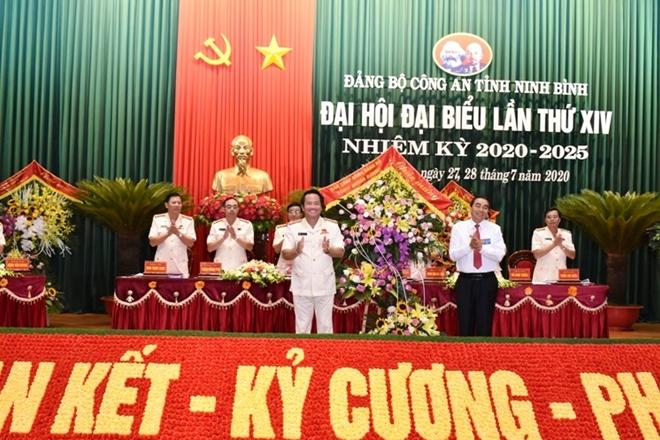 Đảng bộ Công an tỉnh Ninh Bình nâng cao chất lượng các mặt công tác - Ảnh minh hoạ 2
