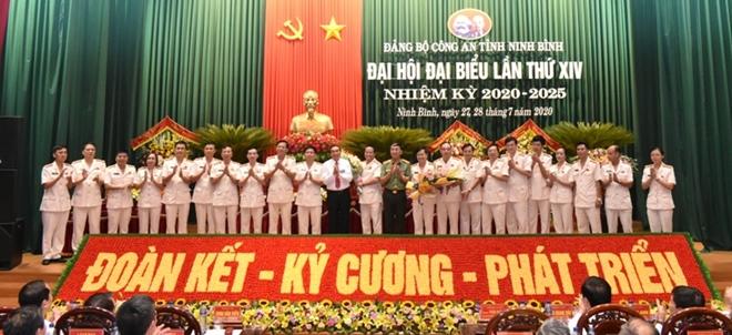 Đảng bộ Công an tỉnh Ninh Bình nâng cao chất lượng các mặt công tác - Ảnh minh hoạ 3