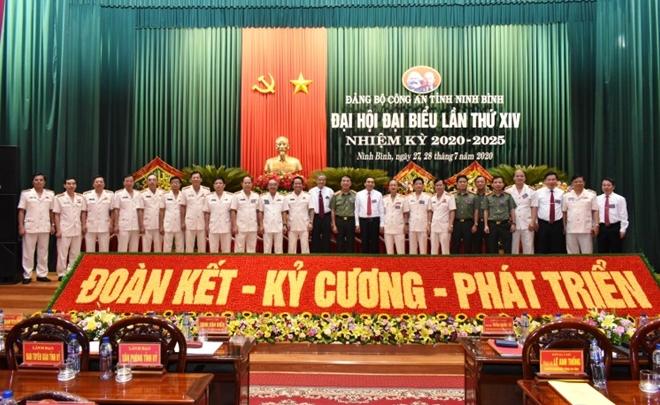 Đảng bộ Công an tỉnh Ninh Bình nâng cao chất lượng các mặt công tác - Ảnh minh hoạ 4
