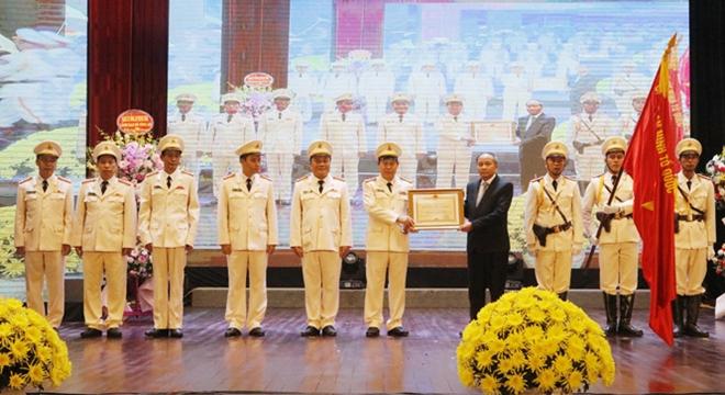Công an tỉnh Vĩnh Phúc gặp mặt kỷ niệm 75 năm ngày truyền thống CAND