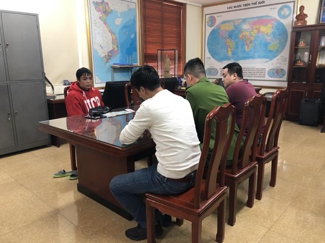 Bắt con nghiện giết người cướp của ở Lai Châu trốn về Hà Nội