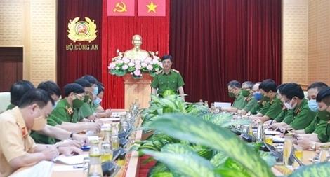 Tổ chức các hoạt động hướng tới 60 năm truyền thống lực lượng CSND