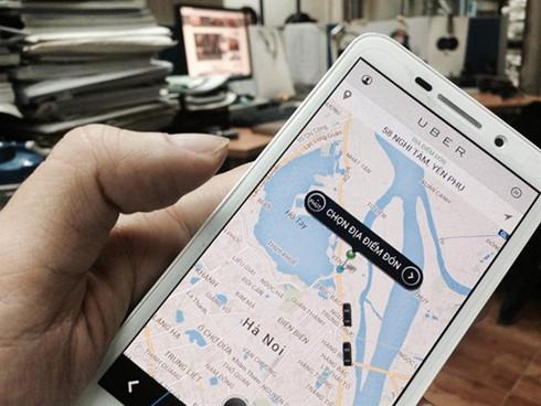 Transport Ministry rejects Uber Vietnam proposal   Báo Công
