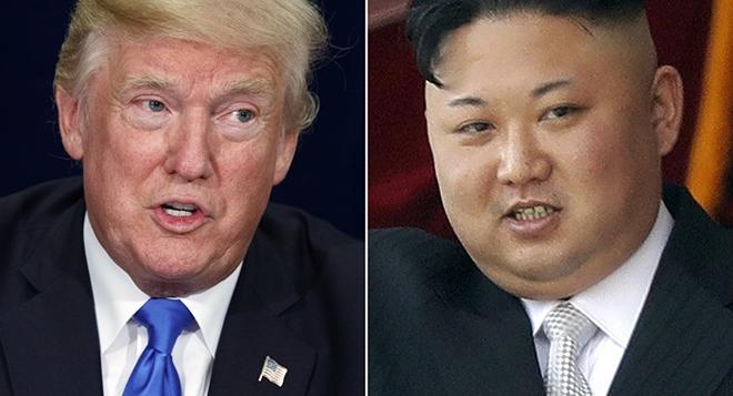 Tổng thống Mỹ Trump đồng ý gặp Lãnh đạo Triều Tiên vào tháng 5