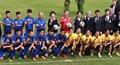 Tổng thống Hàn Quốc giao lưu cùng tuyển U23 Việt Nam